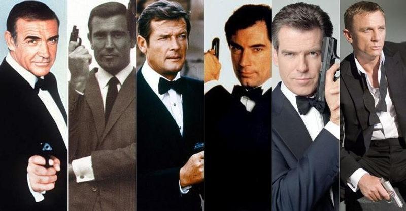真人版007