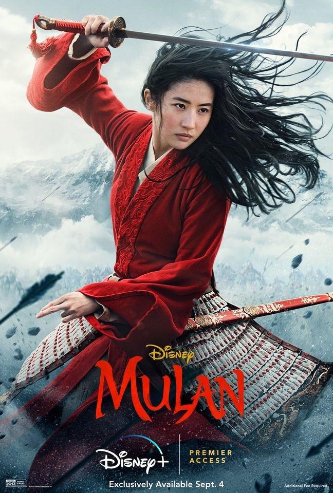 迪士尼版本表現不佳!中國自己再拍一部真人版《花木蘭》