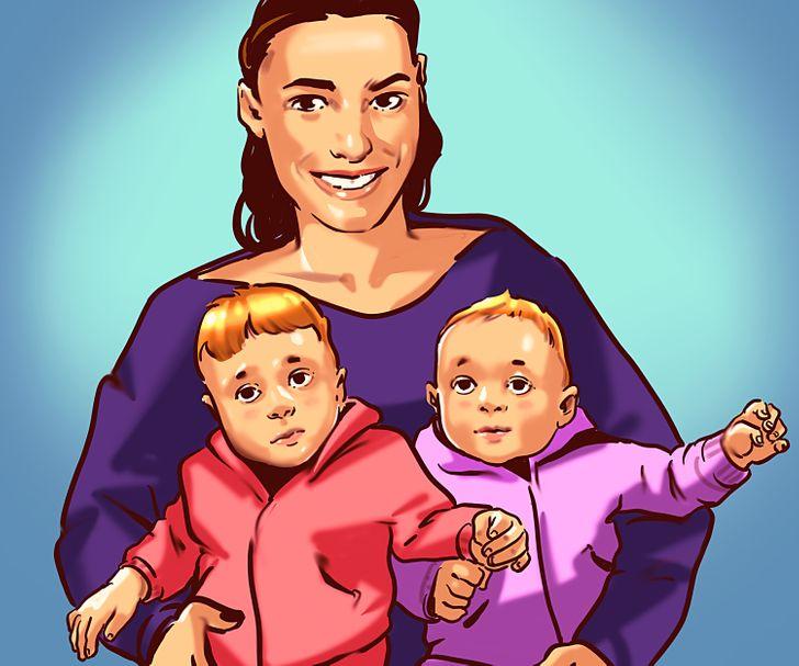 懷孕中可以「再懷孕一次」嗎?她「10天懷孕2次」還成功生下來