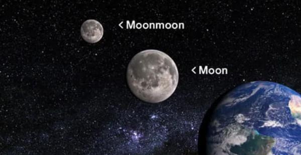 月亮的月亮叫月月