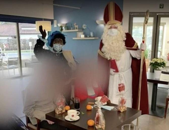 聖誕老人上門送病毒!他去養老院「接觸169人」 最後染疫人數超可怕