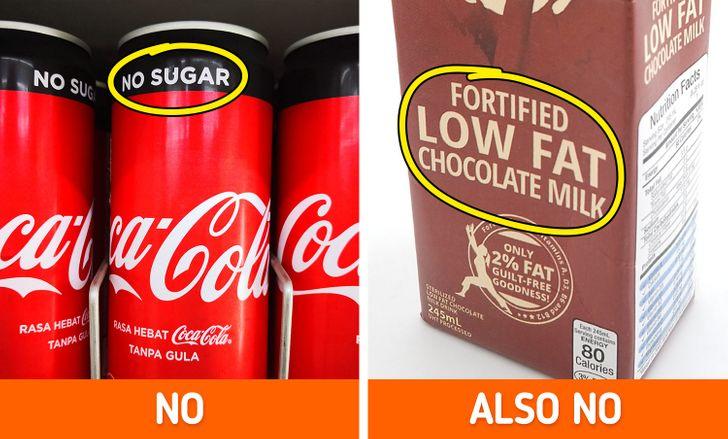 營養師曝光8個「絕對不會吃」的食物 標示「無糖、低脂」直接NG