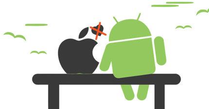 IOS和安卓使用者「是兩種人」?調查:連交往機會都降低!