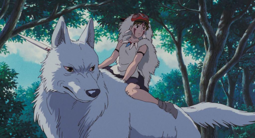 他問「宮崎駿最正女主角」是誰?男網友一面倒:想死在她懷裡