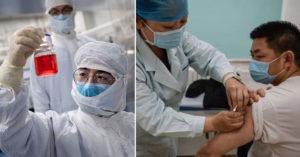 航空公司員工注射「中國疫苗」 被爆集體「喪失行動能力」