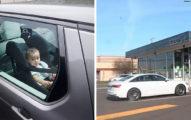 小偷爽把車開走「看到4歲童秒折返」 怒跑去罵車主:我要報警