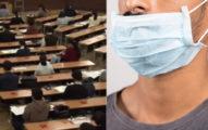49歲男考大學「口罩露鼻子」  被直接「取消資格」