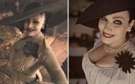 《惡靈古堡8》「巨大貴婦吸血鬼」爆紅!Cosplay、二創網瘋狂:快來踩我~