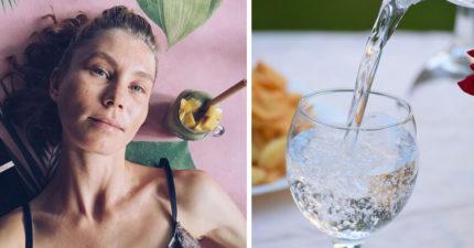 一整年沒喝水!35歲營養師稱靠「禁水法」變健康 她:需要水是幻想