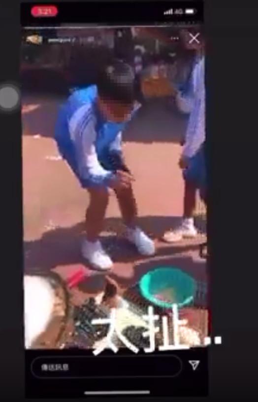 「我給你5塊啦」台南學生羞辱街友 「拍片炫耀」網傻眼:這是國家未來棟樑?