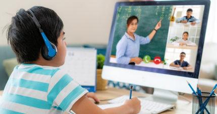 小孩偷改「視訊上課暱稱」躲過老師抽問 網驚:真正的天才