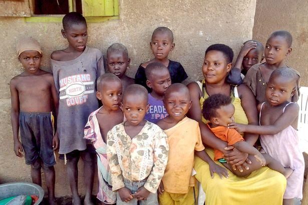 比5寶爸更狂?非洲「44寶媽」老公直接閃人 她被迫強摘子宮