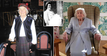 106歲最強阿嬤「二度擊敗新冠肺炎」 親友曝她生活:男人與美食!