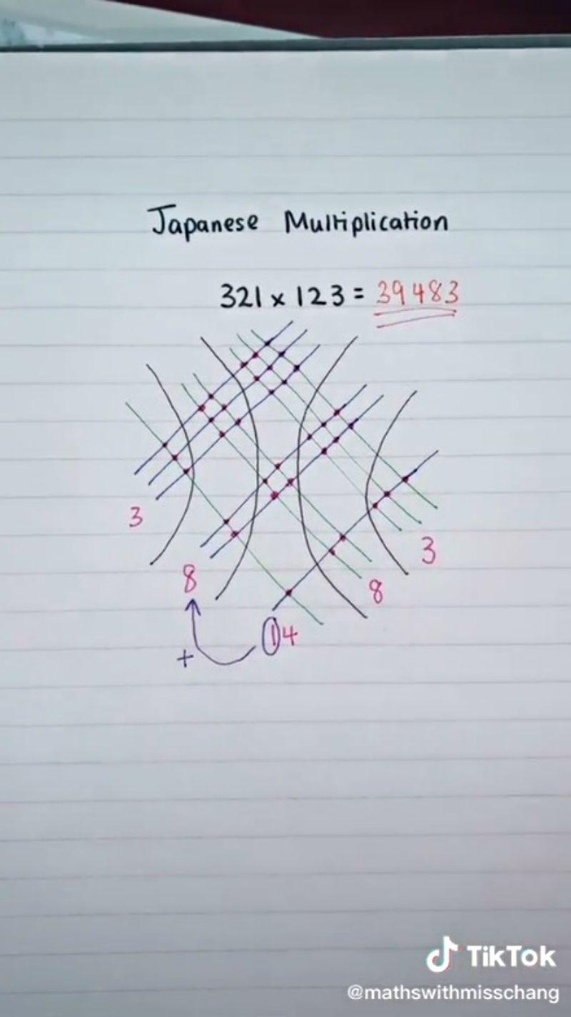 無需用腦「日式乘法」拯救數學白癡 網推爆:絕對不會算錯!