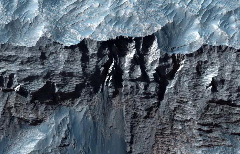 火星大峽谷