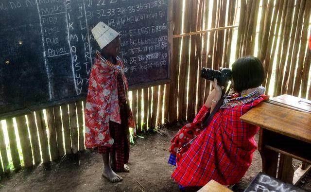 日本女攝影師