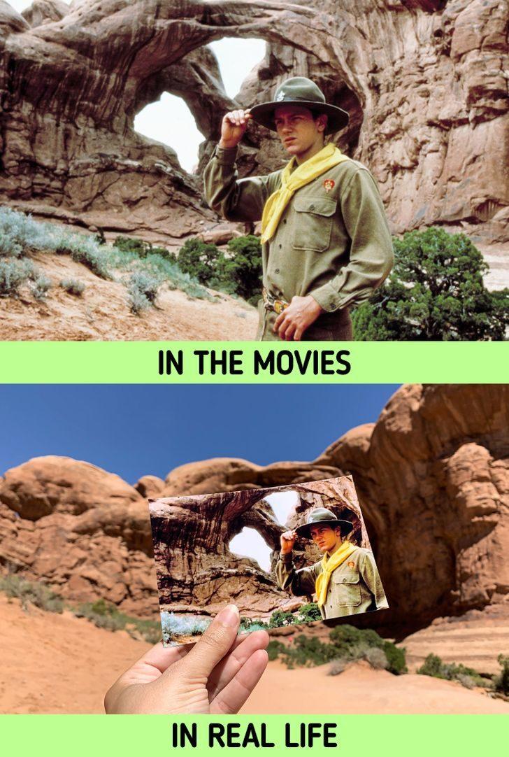 20個「電影人都是魔法師」的電影vs.現實比對 阿凡達漂浮島是真的!