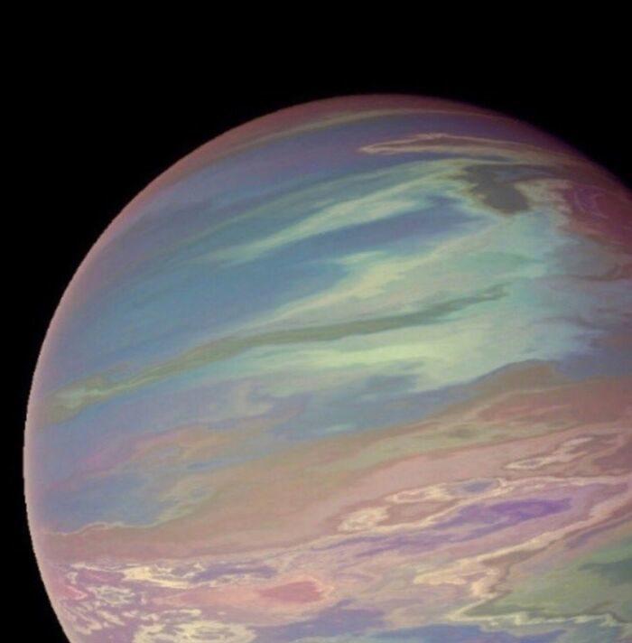 17歲少年NASA實習才3天 發現「史上最夢幻新行星」網瘋傳:美到好想住