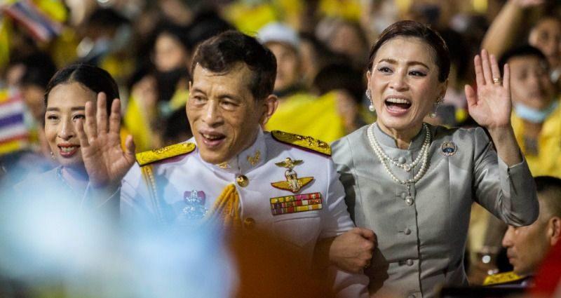 Anchan Preelert批評泰國皇室遭判43年