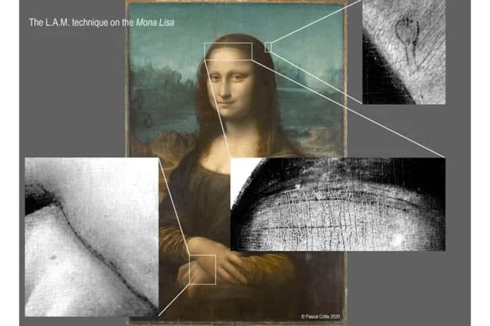 越看越不尋常?蒙娜麗莎「缺少一個部位」 掃描還原真相:後人弄不見了