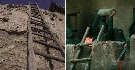古代守城軍都只用石頭砸...「推倒攻城梯」不就直接贏?守軍:傻子才會推