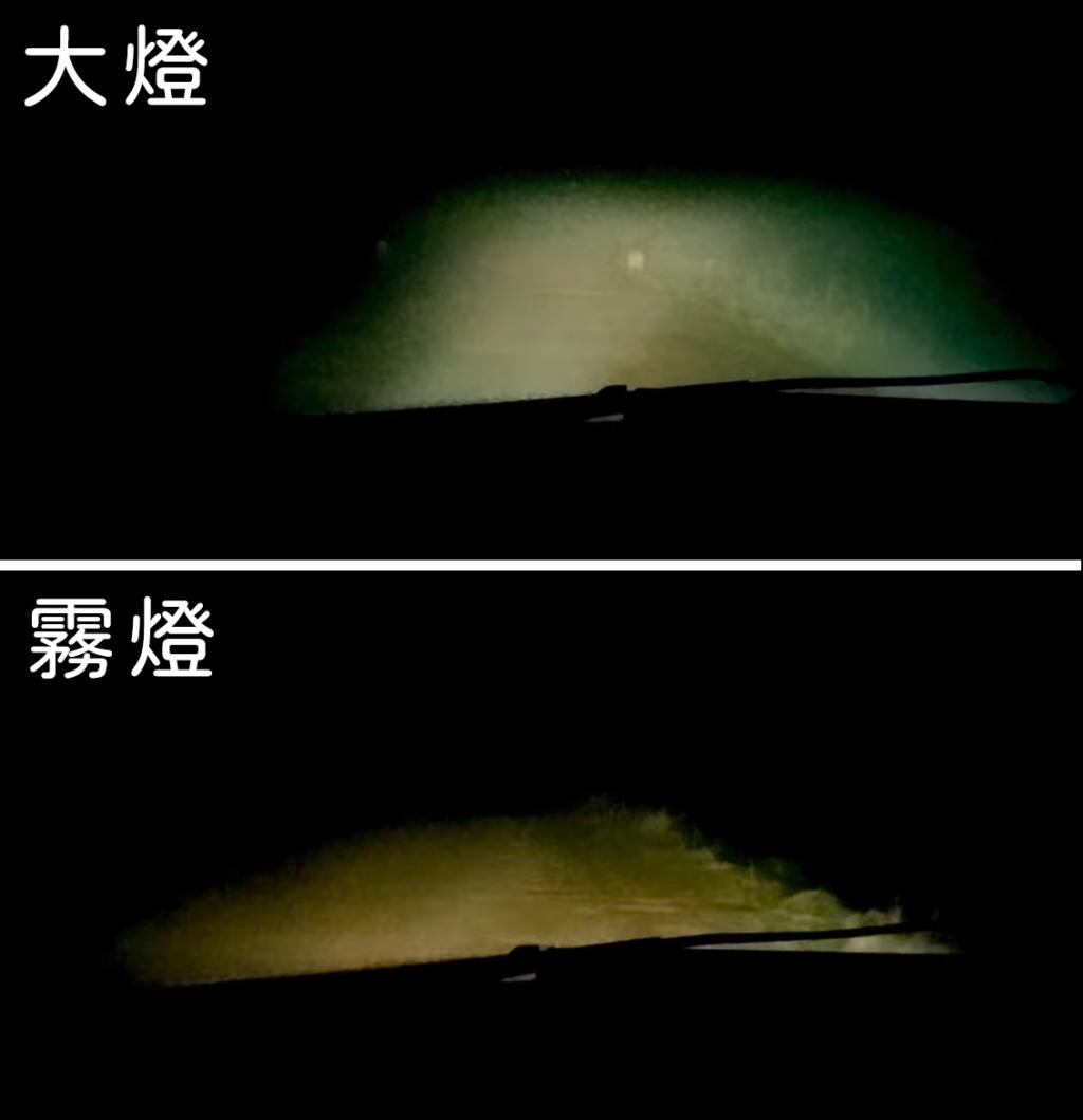 開車「遇到濃霧」3種燈一定要開?氣象局長曝「不推薦用雙黃燈」原因