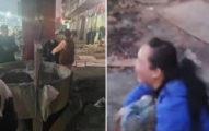4歲女童「跑進水泥攪拌機」 父哭著抱出「全身攪碎」崩潰