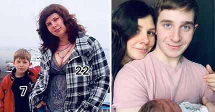 35歲母跟21歲兒修成正果 「產下寶寶」前夫崩潰:趁我睡偷吃兒子