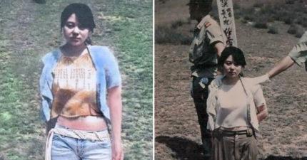 19歲最美死刑犯...她槍決前突然「張開嘴巴」 行刑人一看就懂