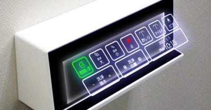 日本馬桶新境界 「按鍵懸浮起來」成防疫神器