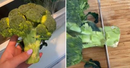 還菜漂漂拳!乾黃花椰菜「3步驟」變新鮮綠 網「以為不能吃」:長知識了