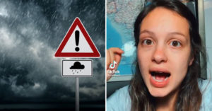 「30%降雨率」等於100%會下雨?正妹曝「正解」網傻眼:只有我搞錯嗎
