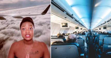 飛機上「突然有人離世」怎處理?空姐曝「正確做法」網嚇壞:可以拒絕嗎