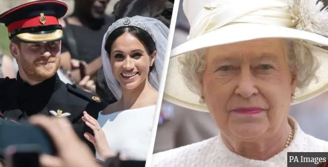 哈利、梅根狠下心「正式切割王室」!英女王:頭銜、關係全交回