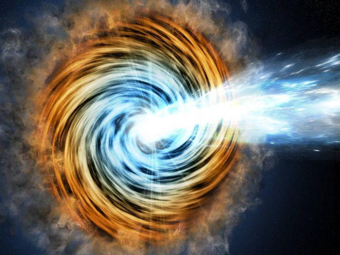 光速不再是最快?專家發現「伽馬射線」超越光速 但會產生「逆轉時間」