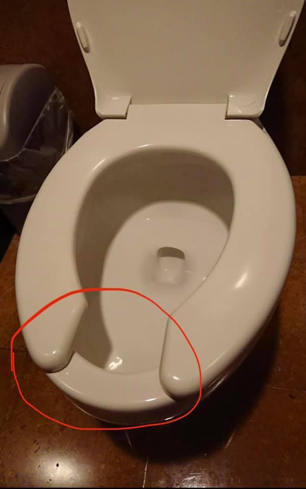 馬桶墊「U型缺一塊」有用處?網歪樓「護蛋蛋」專家曝真實用法