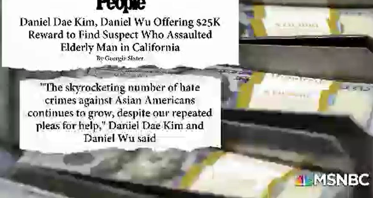 美國「仇亞情緒」爆發 亞裔老翁被推死...吳彥祖怒「獻高額獎金」抓兇