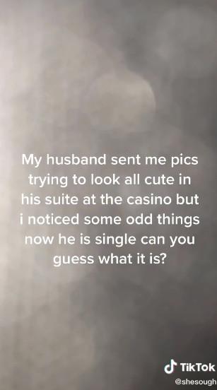 老公出遊「鏡子自拍」報備 敏銳正宮一眼怒抓包:小三在房內