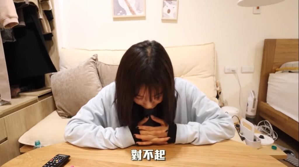 愛莉莎莎「下架影片道歉」 高學歷背景曝光...蒼藍鴿回應了