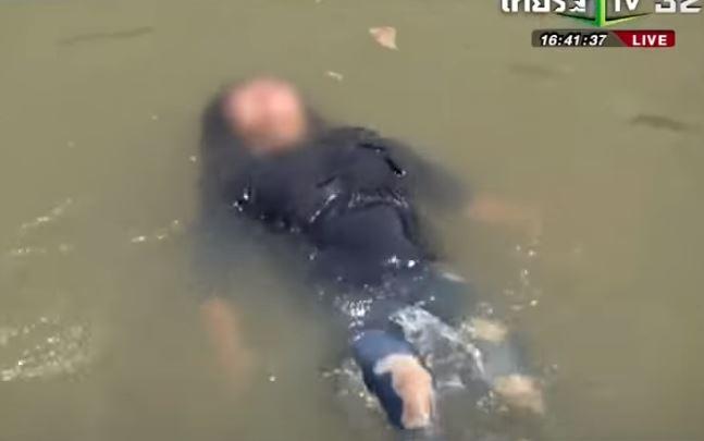 女子想「跳河輕生」發現會游泳 崩潰痛哭:沉不下去
