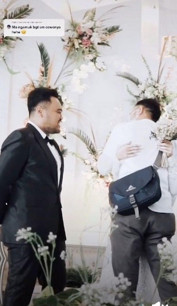 新娘抱前男友