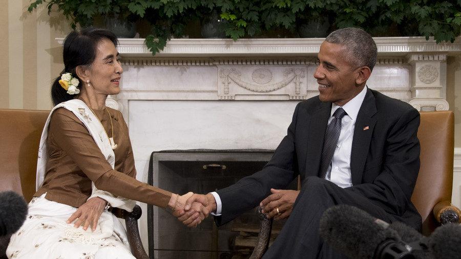 翁山蘇姬被捕有內幕?人權鬥士崩壞 和平獎得主涉「種族清洗」國際聲望掉光