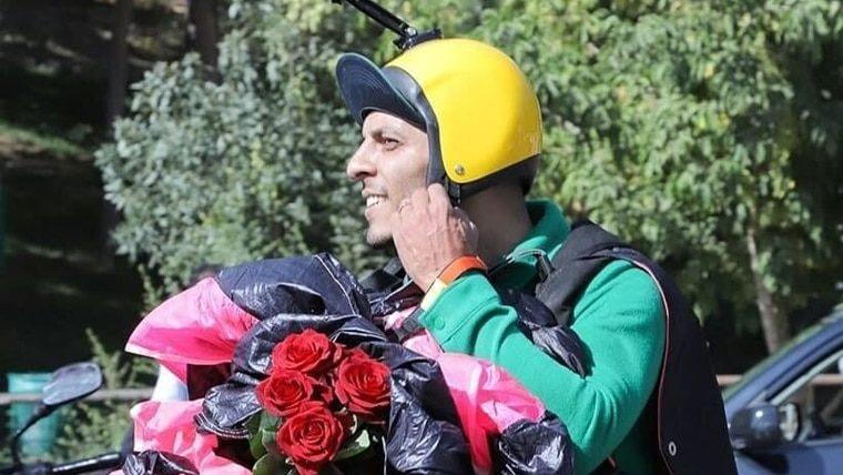 德黑蘭跳傘意外