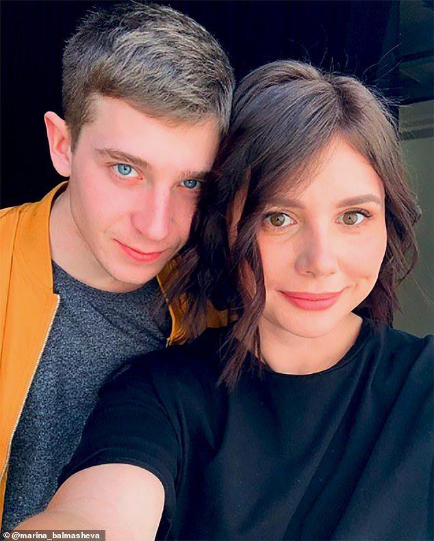 俄羅斯媽媽與繼子結婚生子