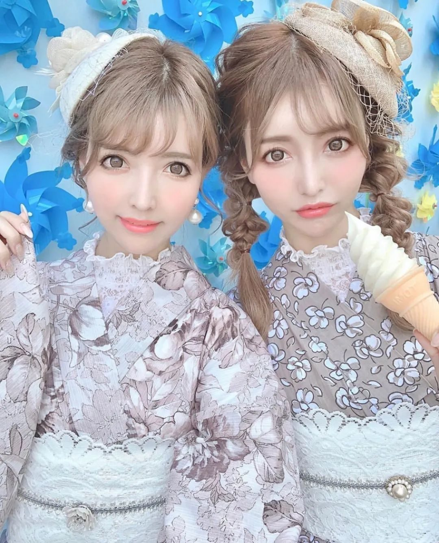 整形雙胞胎姊妹