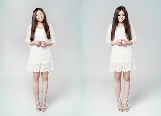 24歲選秀歌手「被笑像40歲」 每天4小時「身材神逆轉」變超甜美女團偶像