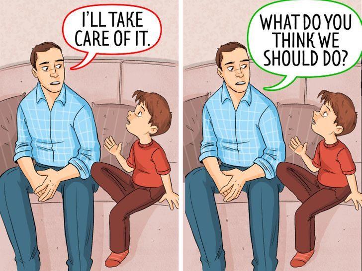 9個「孩子一直跟你唱反調」的解決技巧 「讓他們模仿」是關鍵