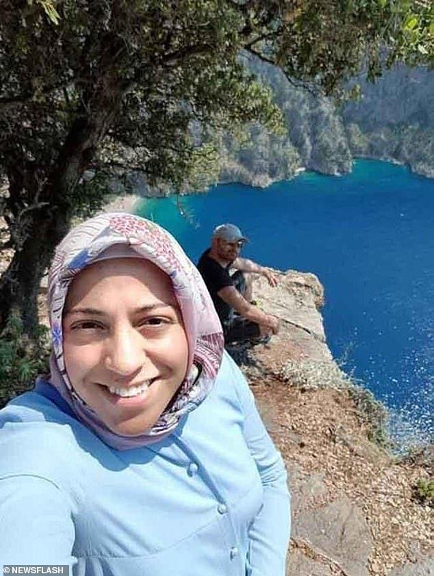 山頂「拍浪漫合照」孕妻幸福甜笑 拍完丈夫用力「一把推下懸崖」