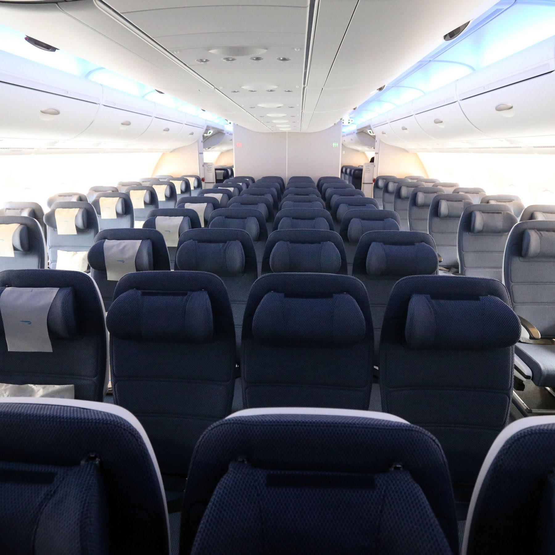 搭長途飛機最佳座位