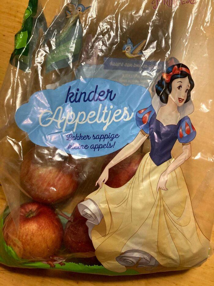 白雪公主代言蘋果?34個「賣到下輩子都賣不出」的最失敗廣告
